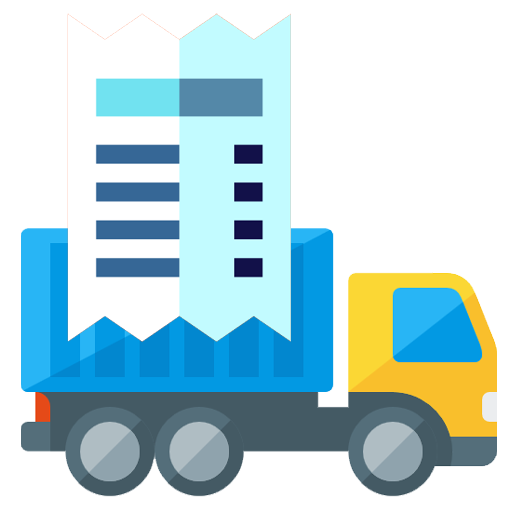 Lorry-Receipt-Module-icon