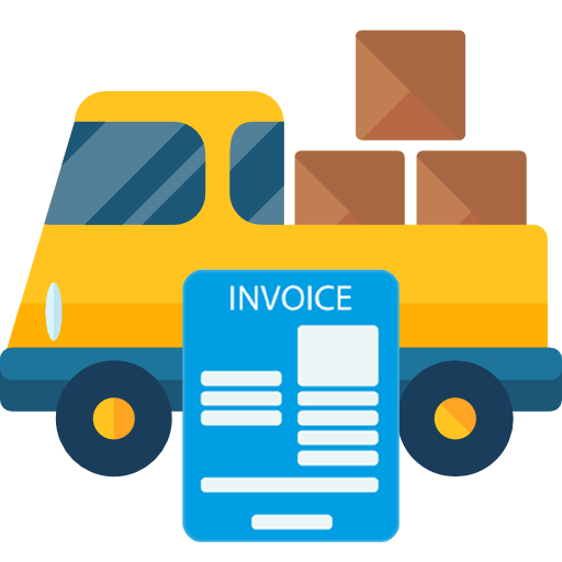 Vehicle-Invoice-Icon