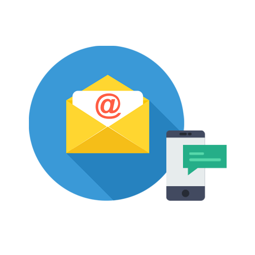 email-sms-marketing-crm-icon